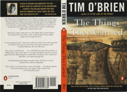 tim obriens war stories essay In tim o'brien's how to tell a true war story, o'brien challenges the nature of truth and argues that the truth is often fictionalized to make it acceptable for both the speaker and the listener.